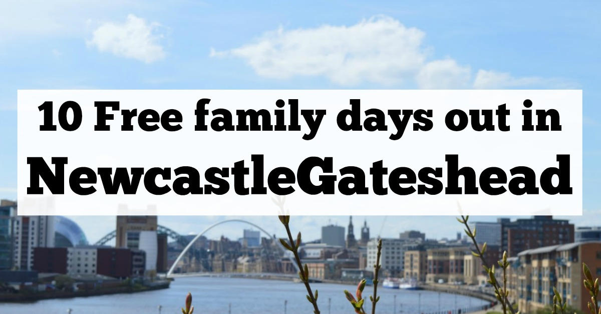 10 Free family days out & things to do with kids | Newcastle Gateshead 2017