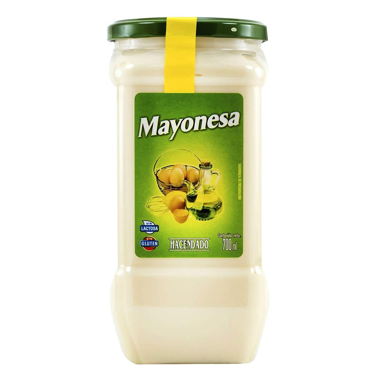 Mayonesa Hacendado