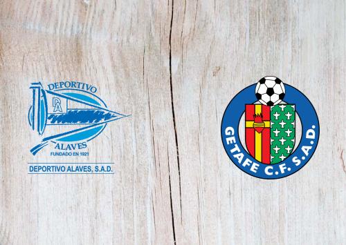 Deportivo Alavés vs Getafe -Highlights 26 September 2020