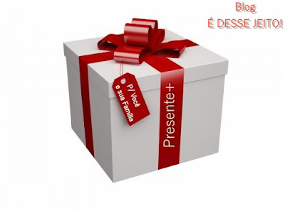 """Imagens de uma caixa de presente simbolizando """"O Presente+"""", que consiste em ofertar totalmente grátis os Estudos BÍBLICOS Especiais """"Preceito por Preceito"""" dos Livros de Daniel e Apocalipse!"""