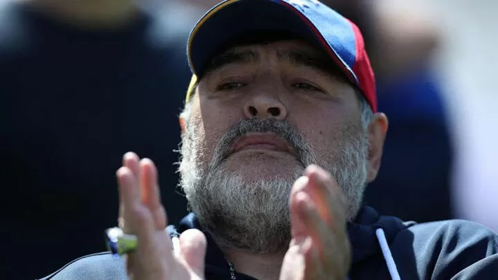 Seven people charged over Maradona's death