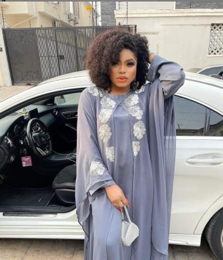 I am the leader of all runs girl in Nigeria- Bobrisky says