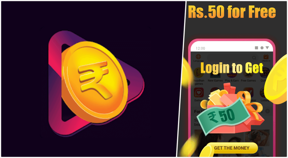 Roz dhan App earn Money Online in India