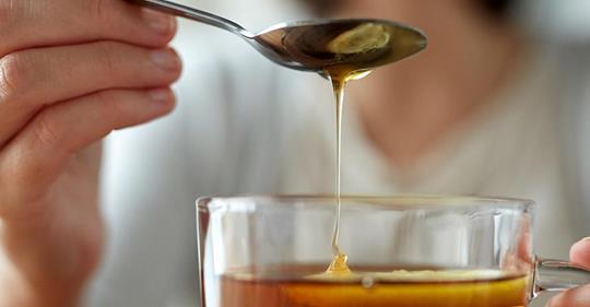 Нашумевший обязательный утренний ритуал: медовая вода изгонит паразитов Спасибо пчелам!