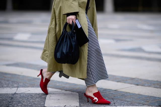 Street Style: London Fashion Week F/W 17-18