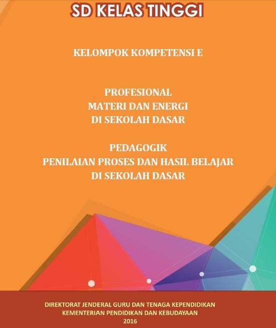 Download Modul Materi Ukg Sd Kelas 4 6 Kelompok Kompetensi E