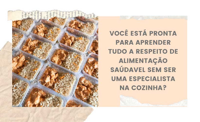Comida saudável: Faça marmitas fit para vender e lucre muito!
