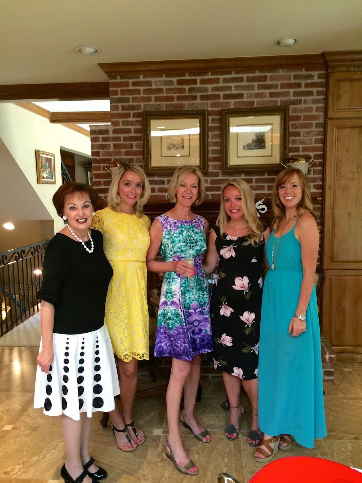 Grandmother Dress For Baby Shower : grandmother, dress, shower, Panache, Lifestyle:, Shower, Bliss