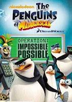 Los Pinguinos de Madagascar: Operación Imposible Posible