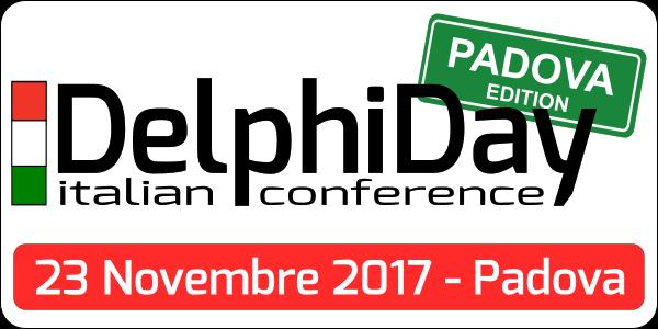 Delphi Day 2017 (Padova Edition)