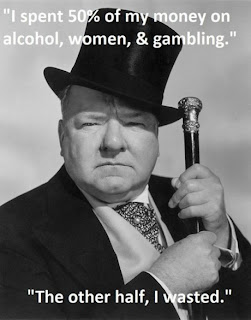 w c fields quotes