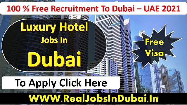 VOCO Hotel Hiring Staff In Dubai UAE 2021