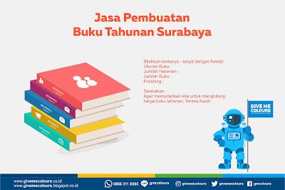 Jasa Pembuatan Buku Tahunan Surabaya
