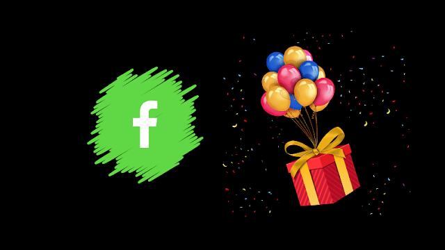 شرح طريقة تشغيل او ايقاف والغاء مناسبة عيد ميلادي في صفحتي على الفيسبوك