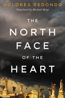 Book Review and GIVEAWAY: The North Face of the Heart, by Dolores Redondo {ends 6/8}