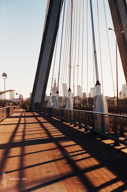 most świętokrzyski, miasto, Warszawa