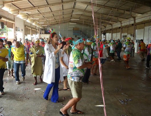 Hospital de Prudente promove carnaval