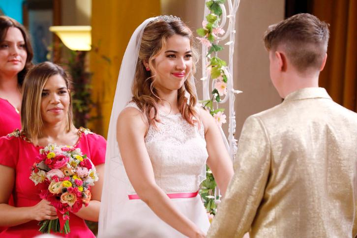 Superstore - Episode 2.20 - Cheyenne's Wedding - Promo, Sneak Peek, Promotional Photos & Press Release