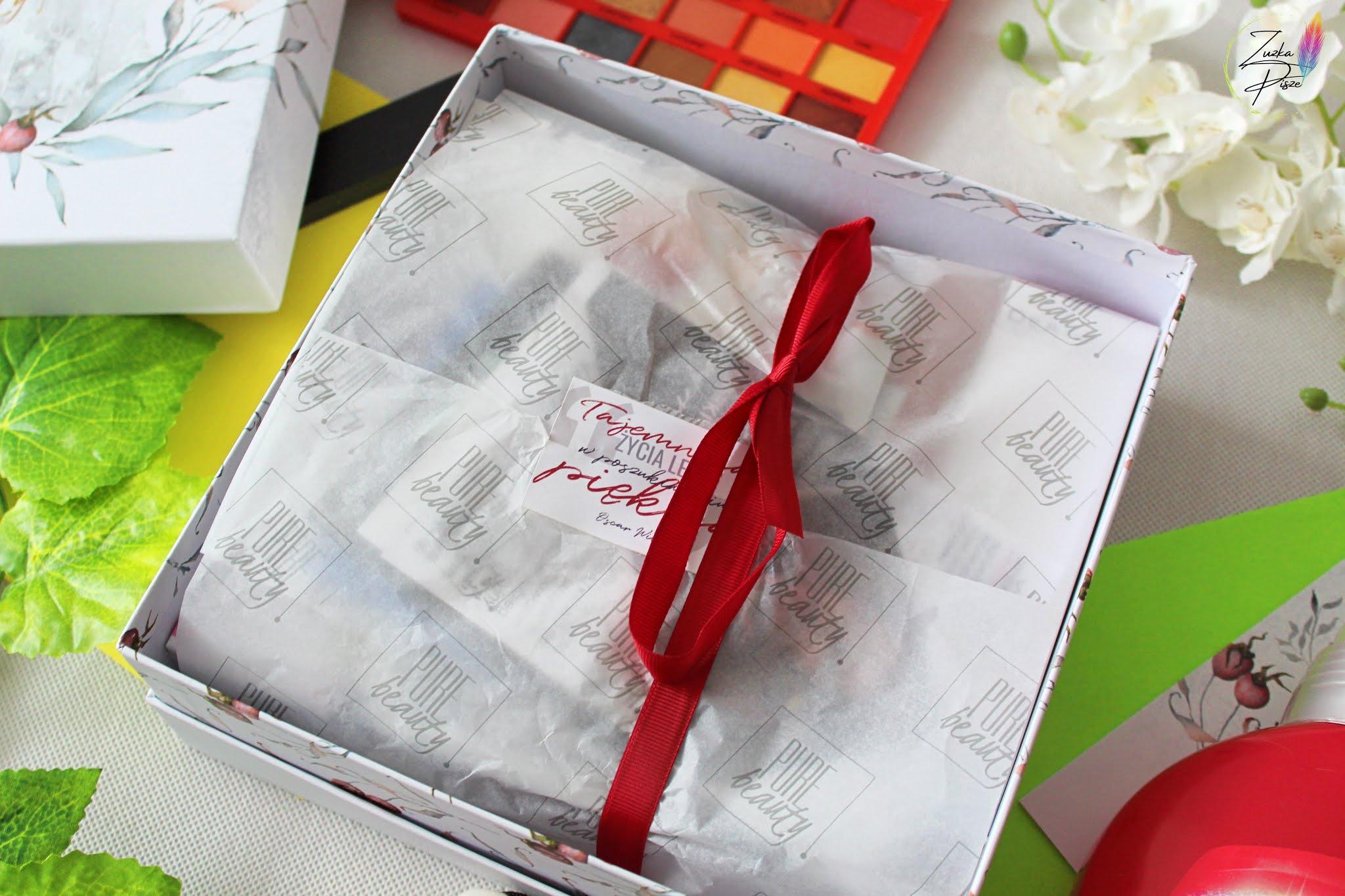Otwieramy pudełko kosmetyczne PURE BEAUTY Winter Glam