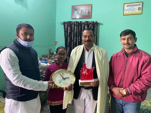 Lalan Kumar did public relations in BKT