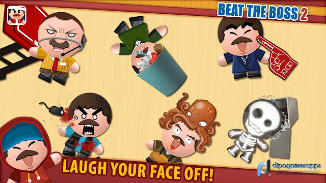 Download Beat the Boss 2 MOD APK (Unlimited Money) News Version