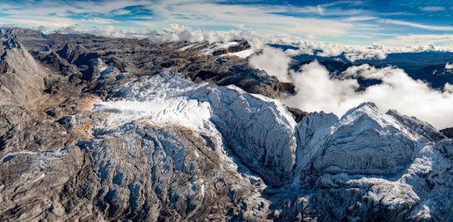 Daftar Lengkap Nama Gunung di Papua Beserta Penjelasan Singkatnya