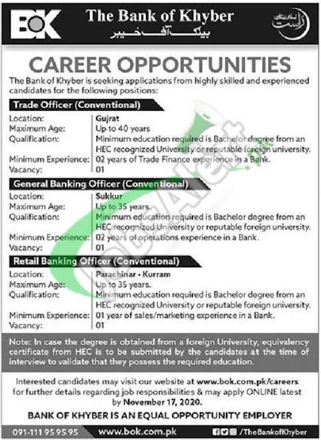 bank-of-khyber-bok-peshawar-jobs-latest-advertisement-apply-online