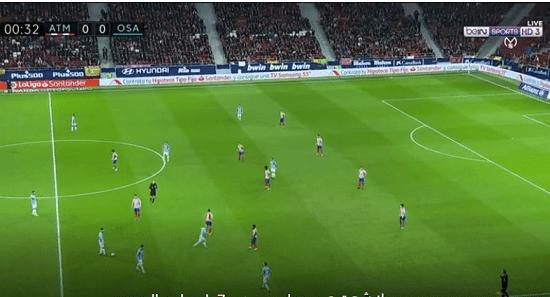 البث المباشر : اتليتكو مدريد وأوساسونا atletico madrid vs osasuna kora online