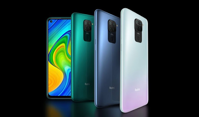 Overview of Xiaomi Redmi Note 9