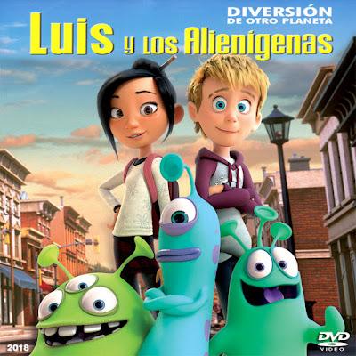 Luis y los Alienígenas - [2018]