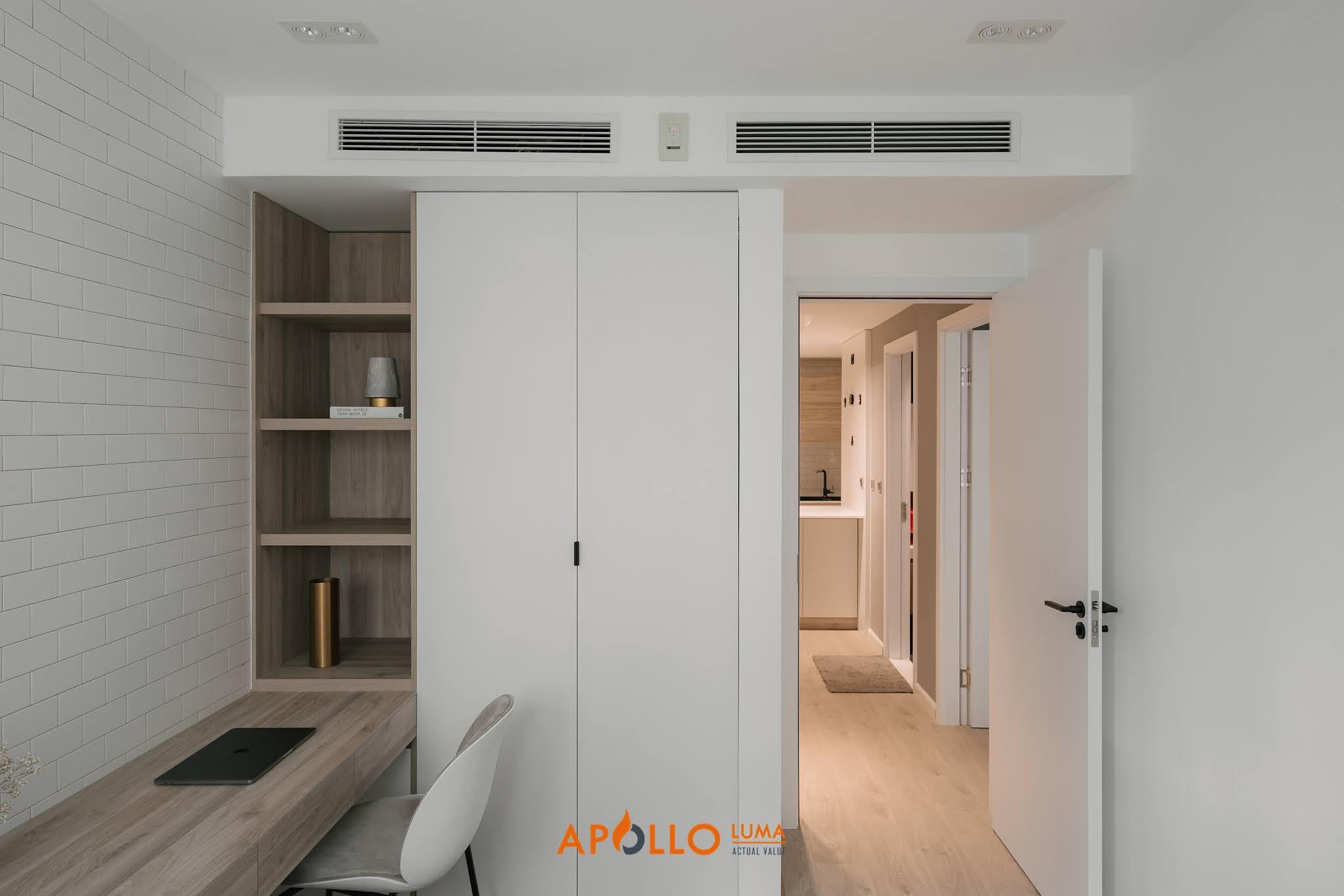 Hình ảnh thực tế nội thất căn hộ 3PN Mandarin Garden