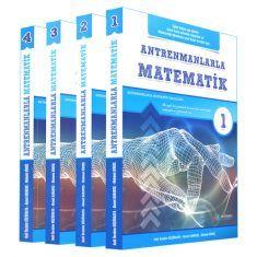 Antrenmanlarla Matematik (1-2-3-4) Kitap Seti (2017)