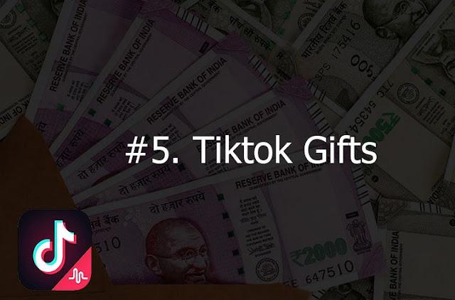 earn tiktok gifts