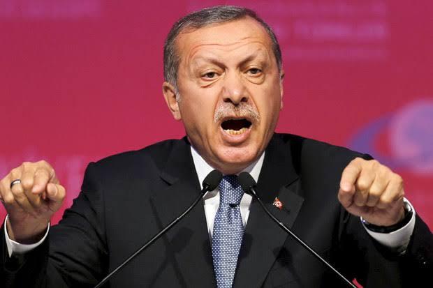 Erdogan Tak Akan Berhenti Bela Hak Bangsa Palestina