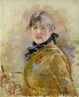 Autoportrait - 1885 Musée Marmottan
