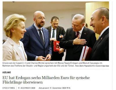 EU chiefs raise 'deep worries' over rights in Turkey with Erdogan