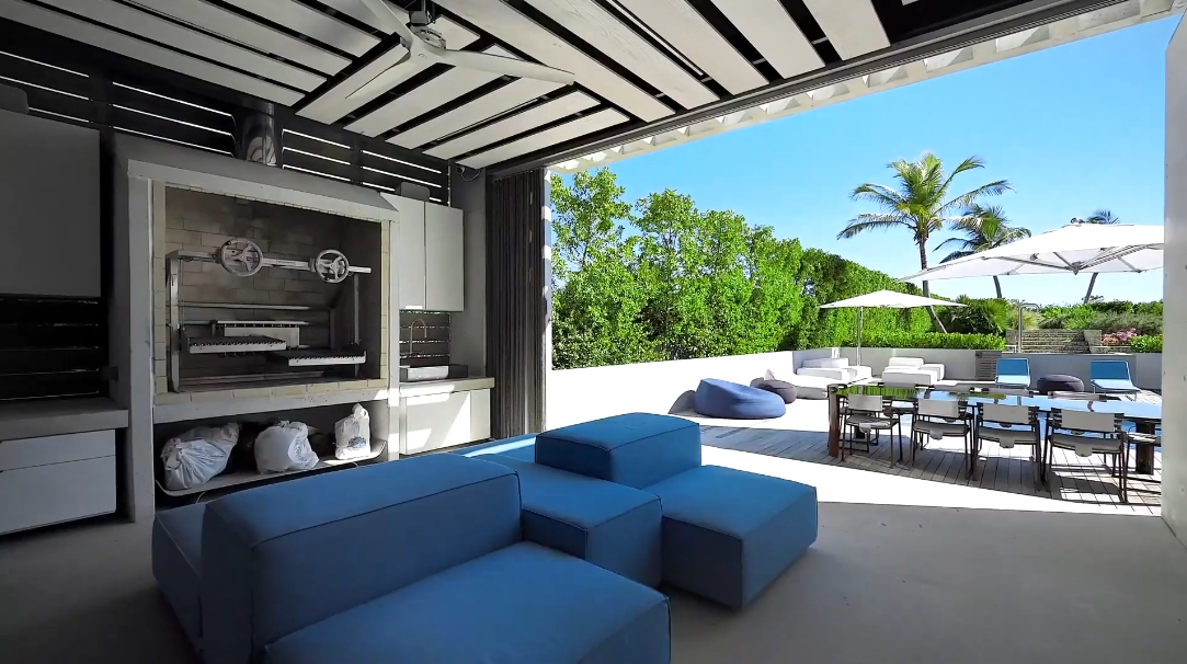 54 Interior Design Photos vs. 7709 Atlantic Way, Miami Beach Ultra Luxury Home Tour
