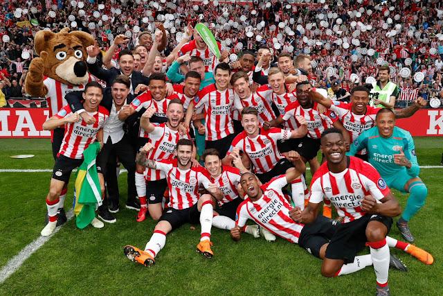 Hollanda Ligi Şampiyonları PSV Eindhoven - Kurgu Gücü