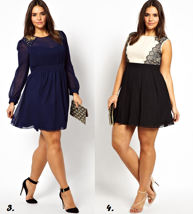 College Plus Size Graduation Dress | bridal dresses