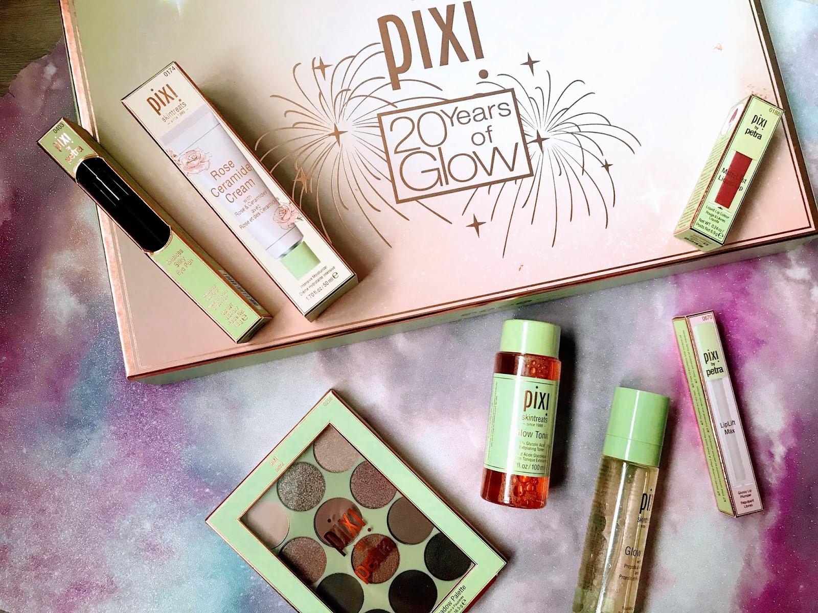 Pixi Beauty - Celebrating 20 Years of Glow