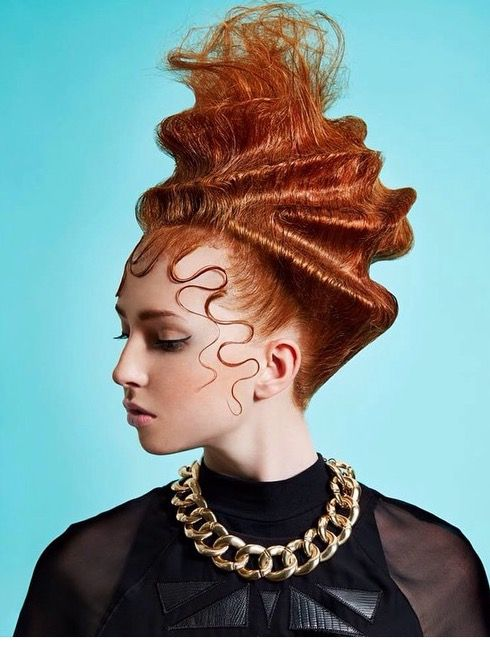 Artistic Hairstyles The Haircut Web