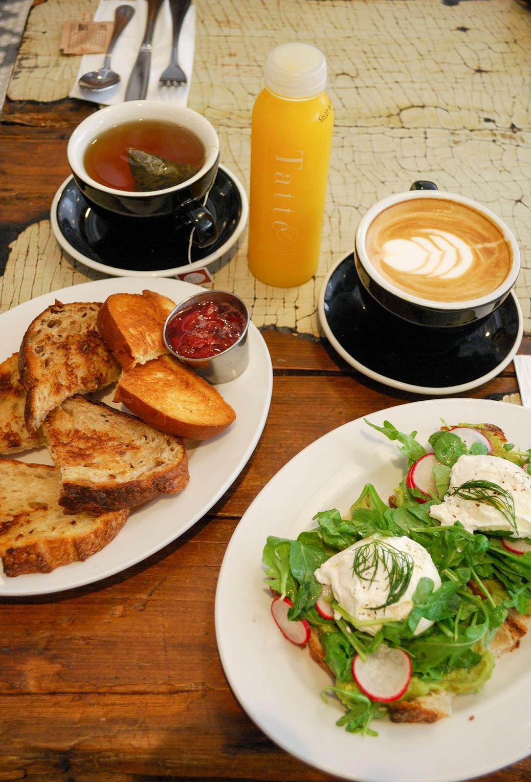 boston tatte bakery breakfast brunch coffee brekky itinerary plan guide tourism usa america park east coast