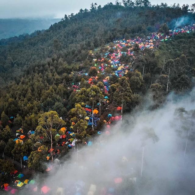 Fasilitas Gunung Putri Lembang