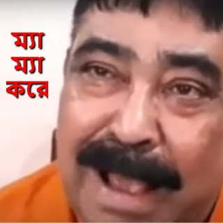 Thik Kore Kotha Bolte Parena Bangla Meme