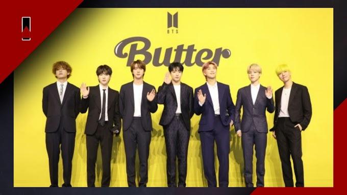BTS 'Butter' - 24 घंटे का YouTube व्यूज रिकॉर्ड तोड़ा, गाने के लिए फैंस में अलग सा है 'क्रेज'