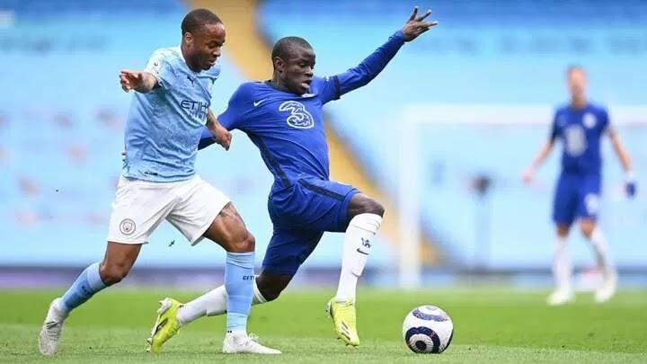 Ziyech: Kante solves Chelsea's problems