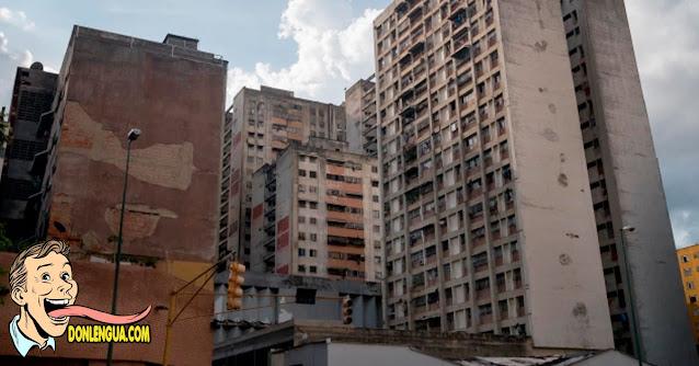 Venezolanos convierten sus edificios en hipermercados verticales por la crísis