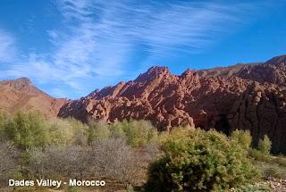 dades valley morocco maroc marocco