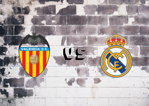 Valencia vs Real Madrid  Resumen y Partido Completo