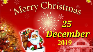 {HD} Merry Christmas Images  2019